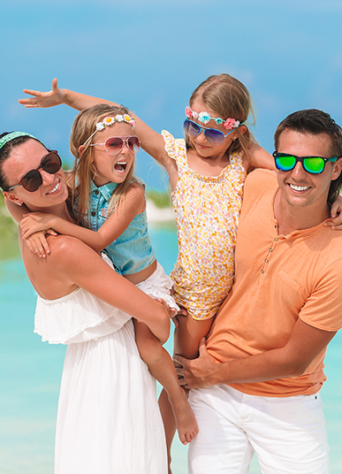 Familie vakanties