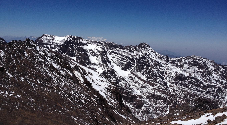 Massif du Toubkal 9 jours