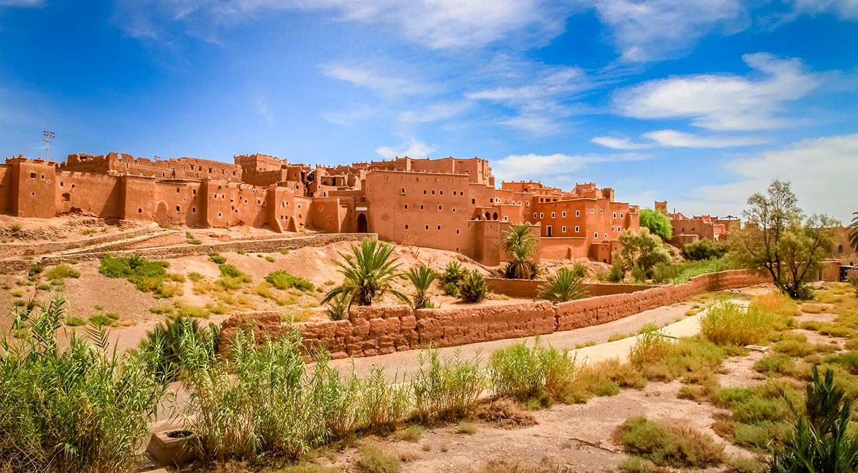 Paysages du Maroc 8 jours