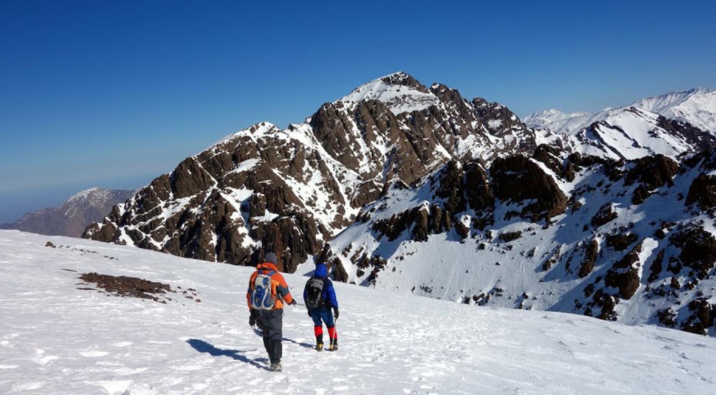 Trekking & Aventure trekking au maroc 8 jours au massif de toubkal
