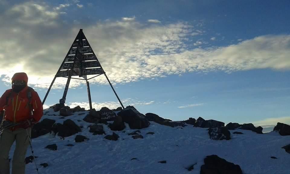 Climb Toubkal Adrar aventure