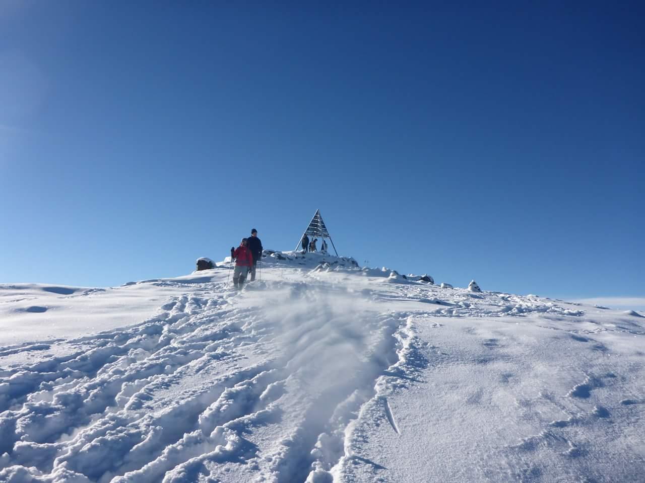 Mount Climb Adrar aventure