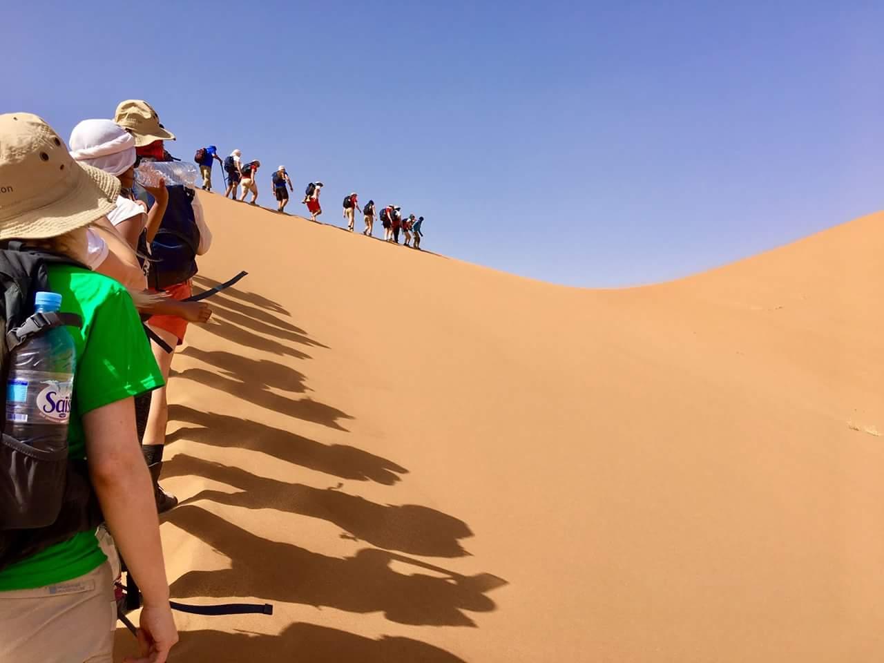 Sahara Trek Adrar aventure morocco