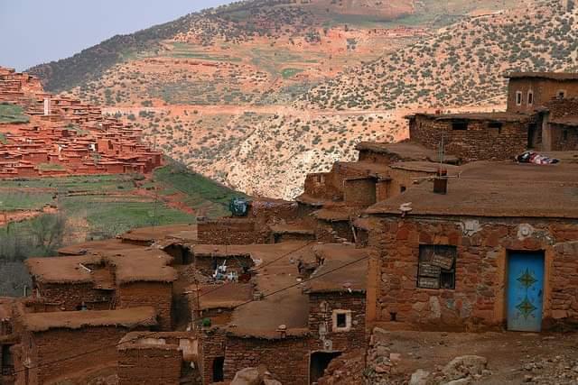trekking berber villages